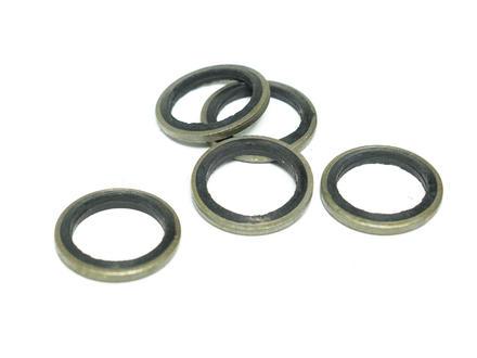 Кольцо резинометаллическое М22