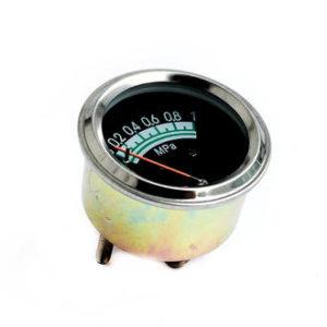 Прибор-указатель давления масла Скаут (новый образец, 1 МПа)