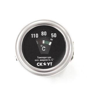 Прибор-указатель температуры охлаждающей жидкости Скаут