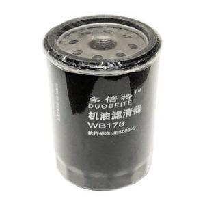 Фильтр масляный WB178 / JX0710 (М20х1.5)