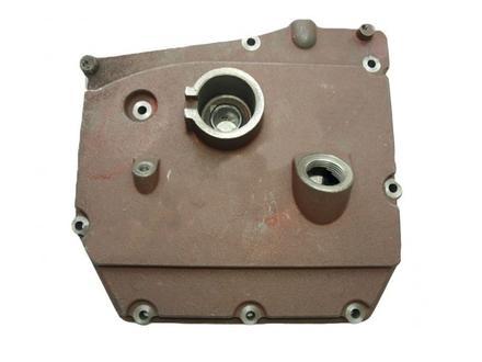 R190-R195 Крышка двигателя боковая