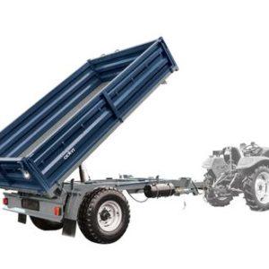 Прицеп (полуприцеп) тракторный самосвальный СКАУТ 1ПТС-3,5T