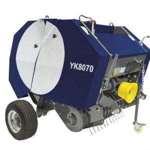 Пресс - подборщик рулонный навесной к трактору YK8070
