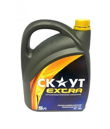 Масло СКАУТ EXTRA 10w40, 5 л