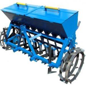 Сеялка зерновая восьмирядная СКАУТ СЗ-8 для трактора