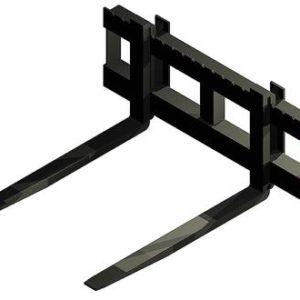 Вилы AgroMasz палетные раздвижные (L=1.2 m)