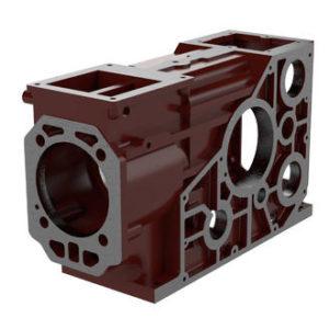 ZS1115 Блок двигателя