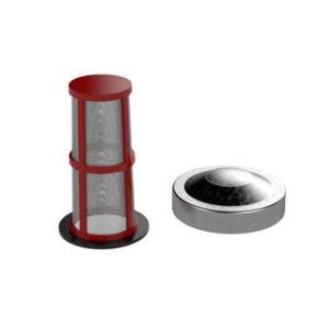 ZS1100-ZS1115 Крышка топливного бака + сетка (под выступающую горловину)