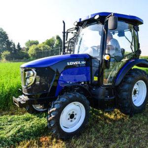 Трактор Lovol TB-804C с кабиной (Generation III)