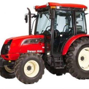 Трактор Branson 5020C