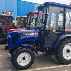 Трактор Lovol TE-354C с кабиной (Generation II)