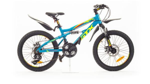 """Велосипед 20"""" GTX ENDURO (рама 12"""") (000068)"""