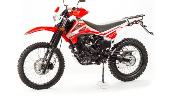 Мотоцикл SPRING 200