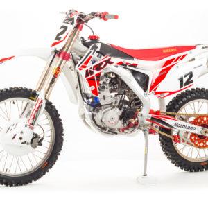 Мотоцикл Кросс 250 WRX250 NC