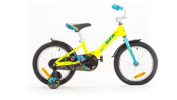 """Велосипед 16"""" GTX PONY (рама 8.3"""") (000073)"""
