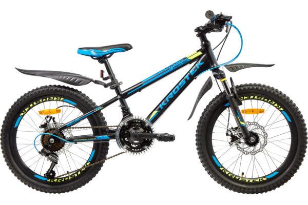 """Велосипед 20"""" KROSTEK KRAFT 205 (рама 12'') (500020)"""