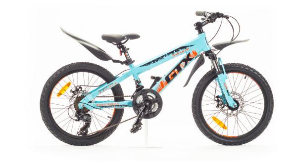"""Велосипед 20"""" GTX DAKAR (рама 10.5"""") (000075)"""
