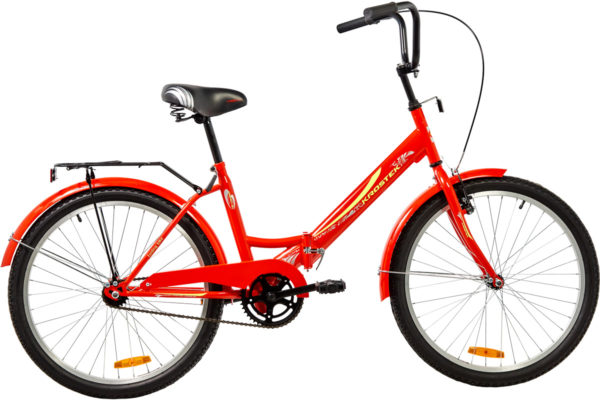 Велосипед 24'' KROSTEK COMPACT 401 (500049)