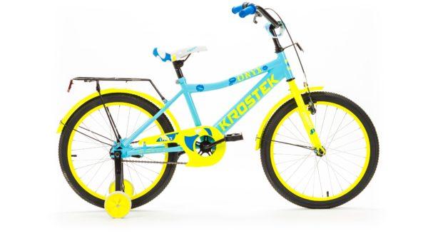 """Велосипед 20"""" KROSTEK ONYX BOY (500108)"""