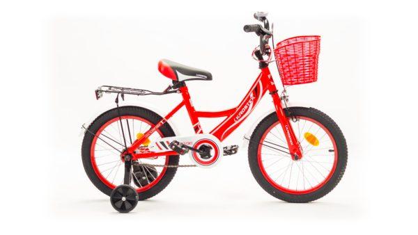 "Велосипед 16"" KROSTEK WAKE (красный)"