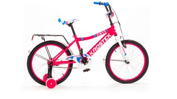 """Велосипед 20"""" KROSTEK ONYX GIRL (500119)"""