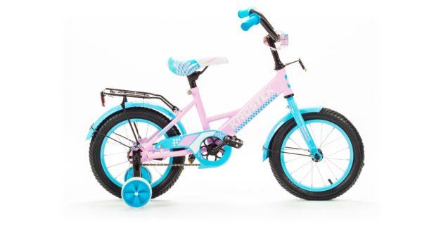 "Велосипед 14"" KROSTEK BAMBI GIRL (500111)"