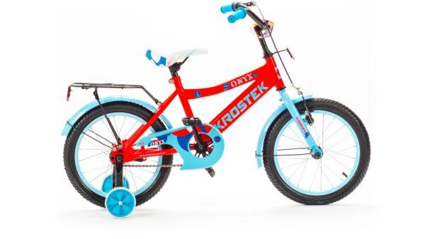 """Велосипед 16"""" KROSTEK ONYX BOY (500106)"""