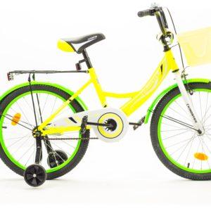 "Велосипед 20"" KROSTEK WAKE (желтый)"