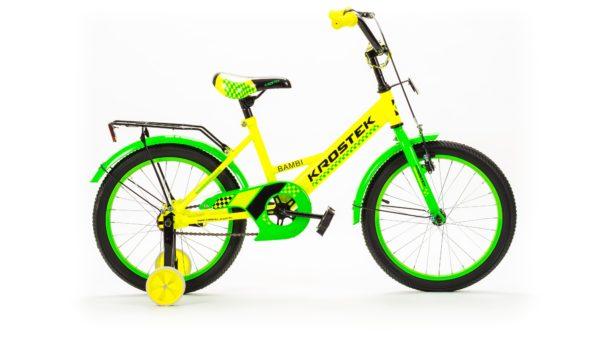 "Велосипед 18"" KROSTEK BAMBI GIRL (500113)"