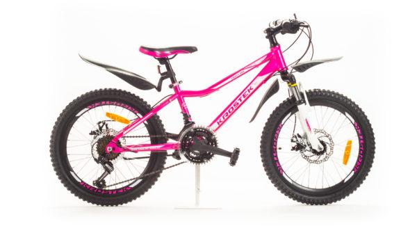 "Велосипед 20"" KROSTEK CRISTY 205 (рама 12'') (500024)"
