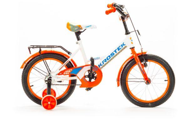 """Велосипед 16"""" KROSTEK BAMBI BOY (500101)"""