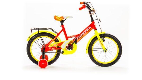 "Велосипед 16"" KROSTEK BAMBI GIRL (500112)"