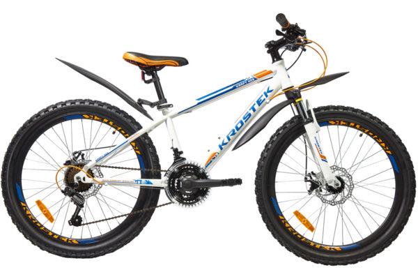 """Велосипед 24"""" KROSTEK KRAFT 405 (рама 14'') (500022)"""