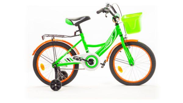 """Велосипед 18"""" KROSTEK WAKE (зеленый)"""