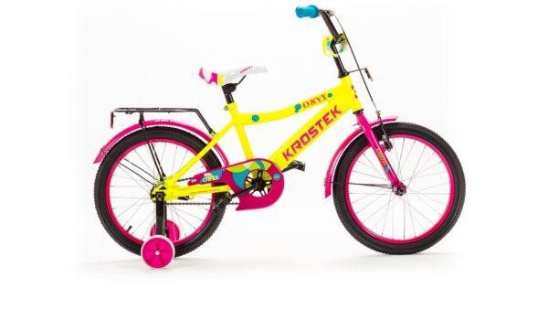 """Велосипед 18"""" KROSTEK ONYX BOY (500107)"""