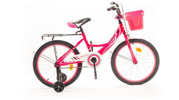 """Велосипед 20"""" KROSTEK WAKE (розовый)"""