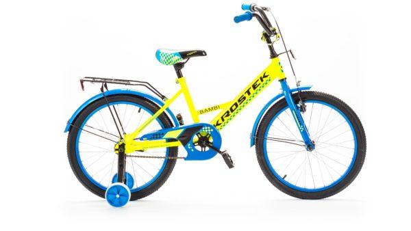 "Велосипед 20"" KROSTEK BAMBI GIRL (500114)"